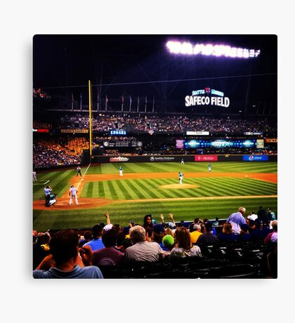 Safeco Field Canvas Print