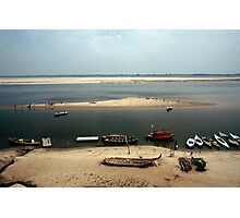 River Ganges | Varanasi - India Photographic Print
