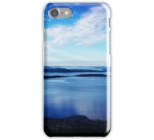 Blue Washington iPhone Case/Skin