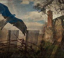 Memories- Blue bird home by Suramics