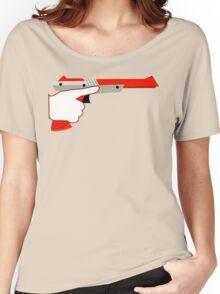 Trigger Discipline NES Zapper Women's Relaxed Fit T-Shirt