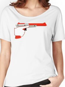 Trigger Discipline NES Zapper Women's Relaxed Fit T-Shirt