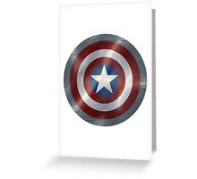 Steve & Bucky Shield Greeting Card