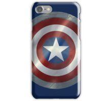 Steve & Bucky Shield iPhone Case/Skin