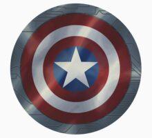 Steve & Bucky Shield Kids Clothes