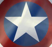 Steve & Bucky Shield Sticker