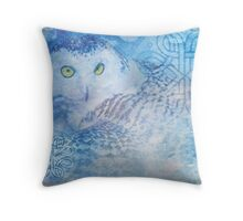 Ancient Awakening Throw Pillow