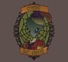 Creepy But Classy Alien (lady) Kids Clothes