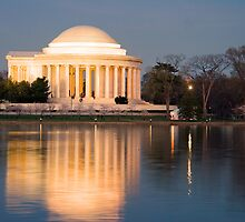 Jefferson Memorial, Washington D.C. by bongo