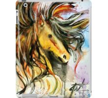 Wild and Free iPad Case/Skin