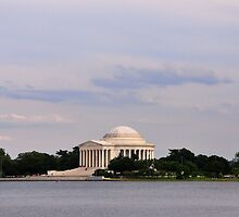 The Jefferson Memorial - Washington D.C. by dbernadette930