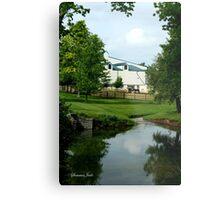 Kentucky Horse Park ~ Barn Metal Print