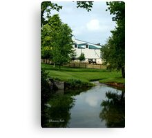 Kentucky Horse Park ~ Barn Canvas Print