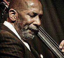 Ron Carter 02 by Jean M. Laffitau
