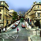 The Cotswold and London by jpryce