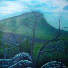 Mt Abrupt by MotherOfPearl