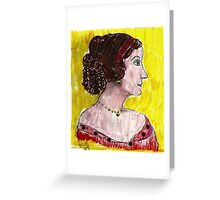 Eleanora Greeting Card
