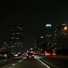 L.A. Freeway by Barbara Gordon