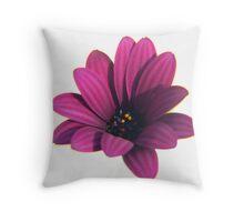 purple ... Throw Pillow