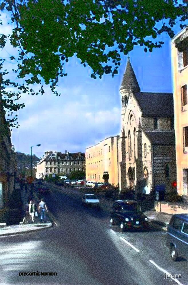 Church in Bath by jpryce
