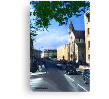 Church in Bath Canvas Print