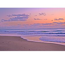 Sunrise Saturation Photographic Print