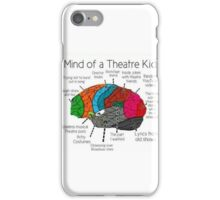 Mind Of a Theater Kid iPhone Case/Skin