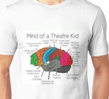 Mind Of a Theater Kid Unisex T-Shirt