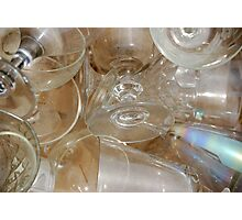 glassy Photographic Print