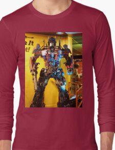 transformer Long Sleeve T-Shirt