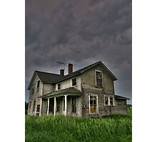 The Abandoned Collection: Haunted Series 1 of  3 Photographic Print