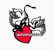 Inseparable Hearts Unisex T-Shirt