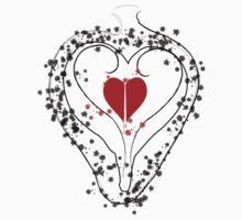 Broken Heart In Heart by Zehda