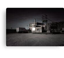 TCM #6 - Slaughterhouse  Canvas Print