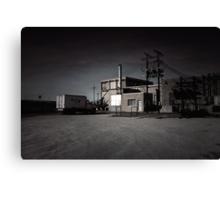 Texas Chainsaw Massacre Remake #6 - Slaughterhouse Canvas Print