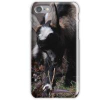 i mutha effin luv that goat iPhone Case/Skin