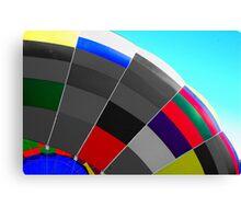Semi Colorful Canvas Print