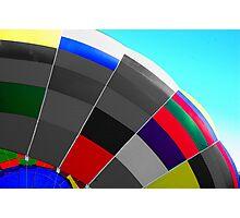 Semi Colorful Photographic Print