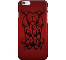 Bulldog 2 Spider iPhone Case/Skin