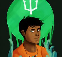 Son of Poseidon by hahahaida