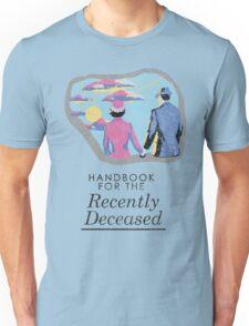 Handbook for the Recently Deceased - Light Unisex T-Shirt