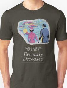 Handbook for the Recently Deceased - Dark T-Shirt