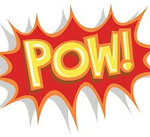 POW cartoon text by marcof1