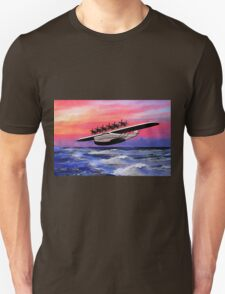Dornier Do-X Flying Boat 1929 Unisex T-Shirt