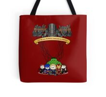 Ultrons Puppets Tote Bag