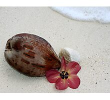 Beautiful Rarotonga Photographic Print