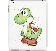 Yoshi Watercolor iPad Case/Skin