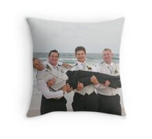Great Mates Throw Pillow