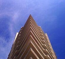 sharp skies above by Juilee  Pryor