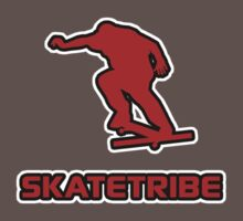 Skatetribe - K-Grind With Text by reflector